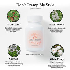 Don't Cramp My Style - Nene FemHealth