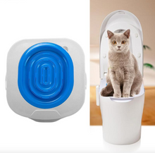 Load image into Gallery viewer, Cat Toilet Training Kit