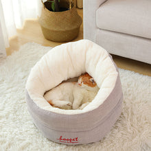 Load image into Gallery viewer, Cotton Cat Bench - Soft & Comfortable