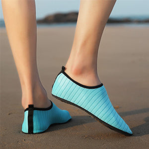 Womens Mens Water Shoes Barefoot Quick-Dry Aqua Socks Beach Swim Surf Exercise