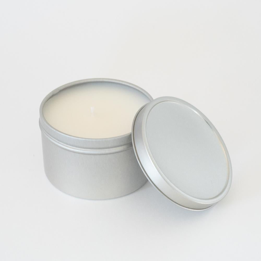 Man CaveTM / 8 oz. Candle Tin