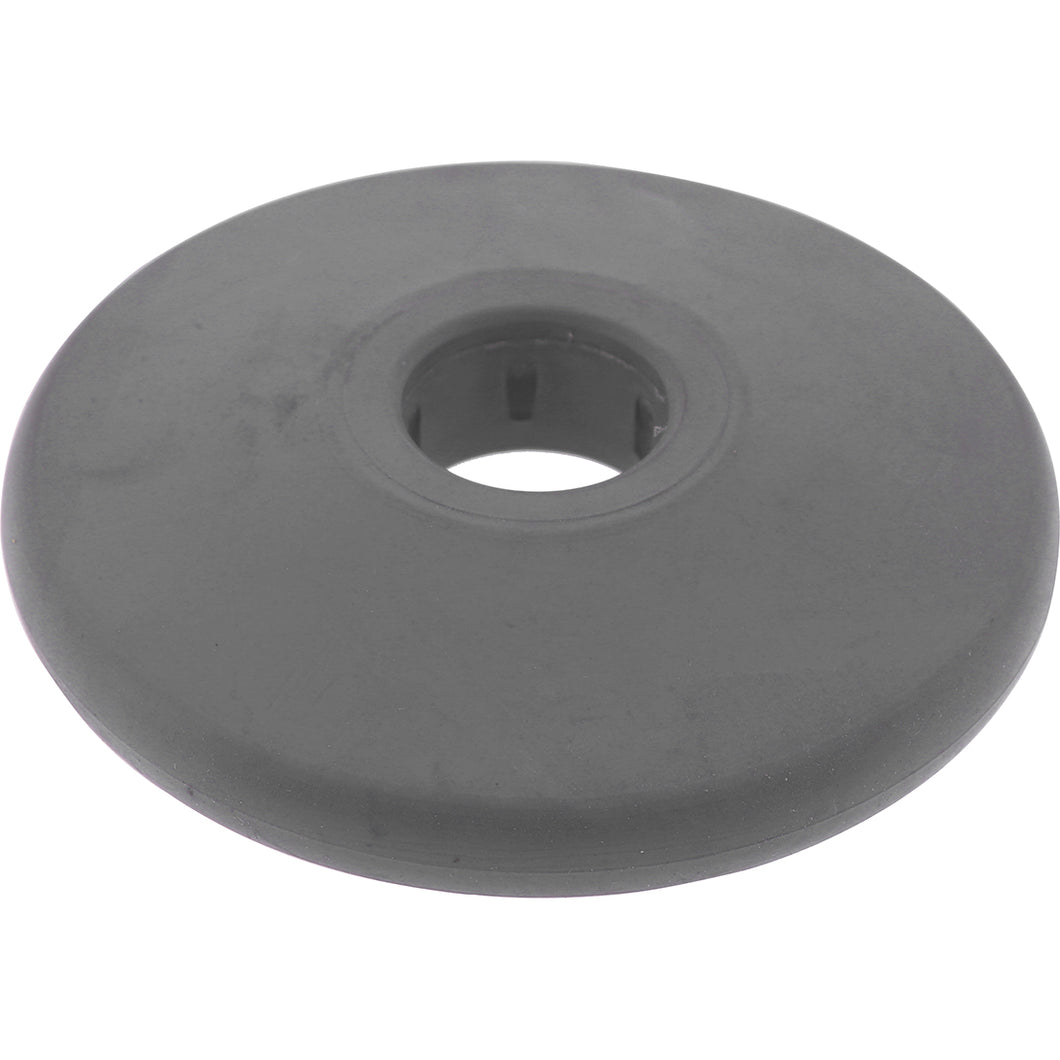 #351 Grey Leg Buffer 100mm for 25.4mm Round Tube