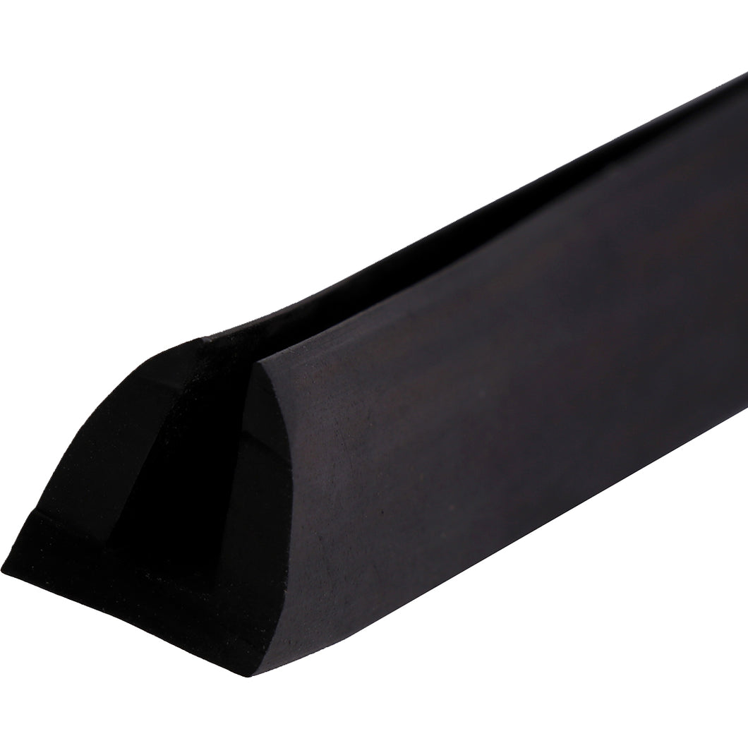 #1172 EPDM Rubber Channel Strip - 2-6mm Panel Thickness