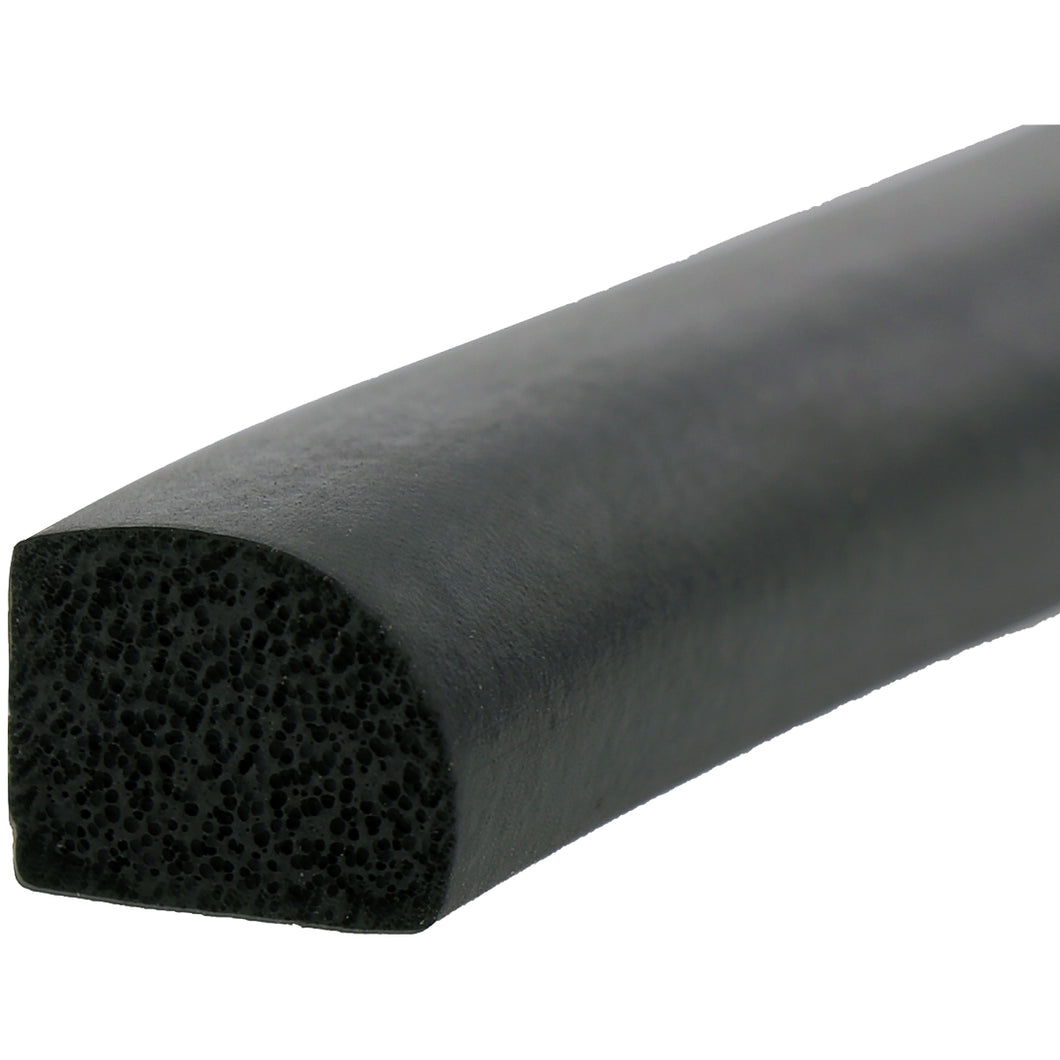 #1257 Sponge Seal EPDM 13mmx10mm