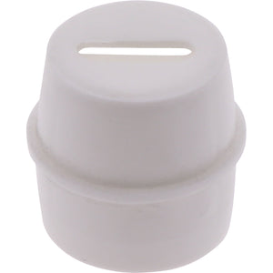 #1619 End Cap for 16mm Fluro Tube