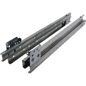#4453 Drawer Slides Pair SS 600mm 67Kg Load Rated