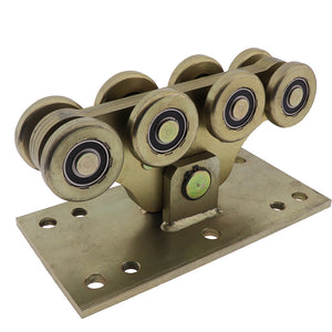 #5457 8 Wheel Gate Support Roller 68mm