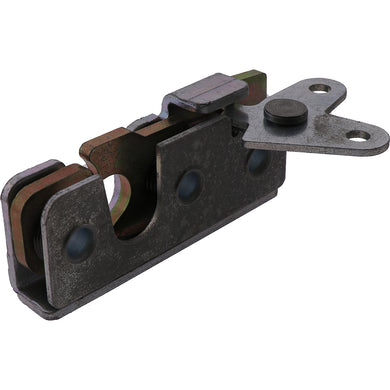 #9555 Rotary Latch 92mm Zinc Plated LH