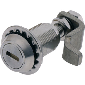 #10669 Stainless Steel Compression Latch Slotted Head