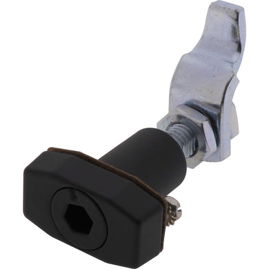 #10684 Black Compression Latch 8mm Hex Recess