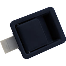 Load image into Gallery viewer, #10711 Paddle Latch Small - Black