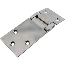 Load image into Gallery viewer, #2053 Double Knuckle Recessed Hinge SS 213mm