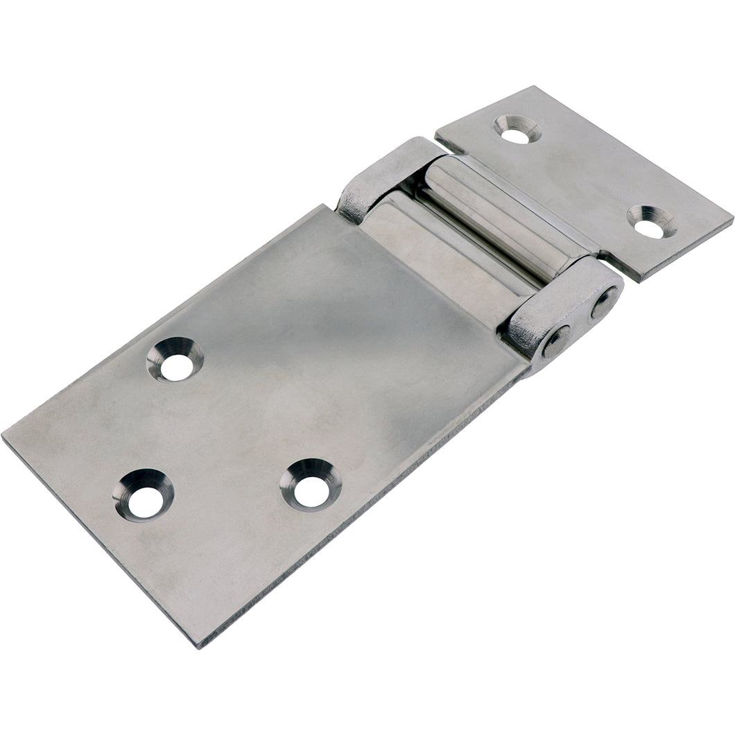 #2053 Double Knuckle Recessed Hinge SS 213mm