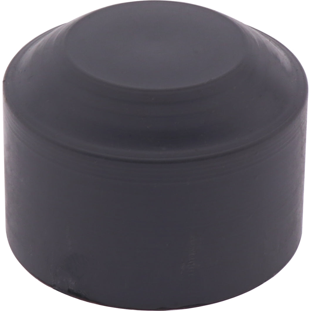 #50358 Nut Cover 5/8 W 25mm Grey