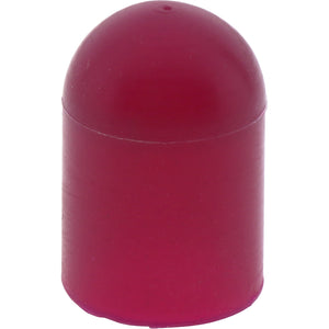 #50647 Silicone Hi-Temp Cap  22.2mm Purple