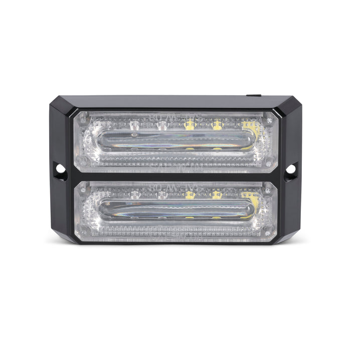 Surface Mount Warning Dual 6 LED Light Head