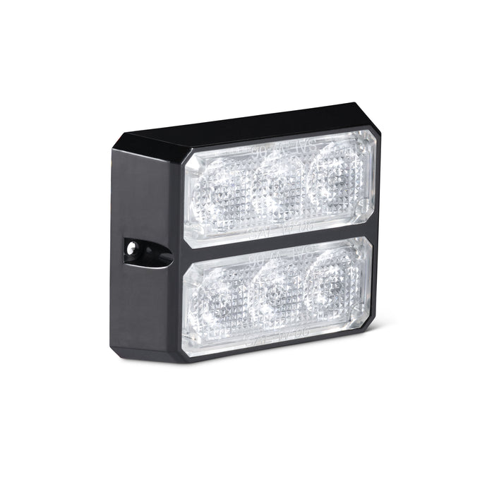 Surface Mount Warning Dual 3 LED Light Head