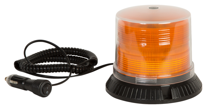 LED DOME Beacon (With Magnet)