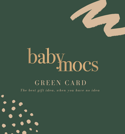 BabyMocs Green Card (Digital)