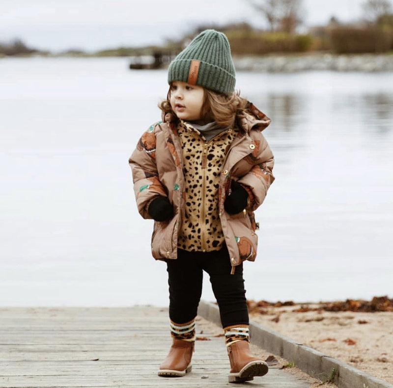 Little Explorer Boot Cognac