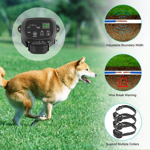 Wireless Electric Dog Fence Collar