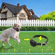 Load image into Gallery viewer, Wireless Electric Dog Fence Collar