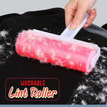 Load image into Gallery viewer, Washable Lint Roller