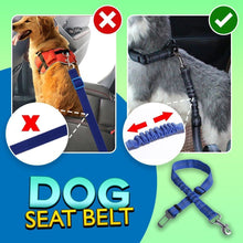 Load image into Gallery viewer, Elastic Bungee Dog Seat Belt