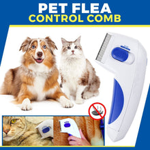 Load image into Gallery viewer, Pet Flea Control Comb