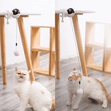 Load image into Gallery viewer, Automatic Lifting Cat Toy