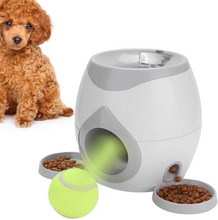 Load image into Gallery viewer, Automatic Ball Pet Toy Dog Training Feeder