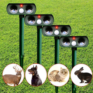 Ultrasonic Animal Pest Repeller