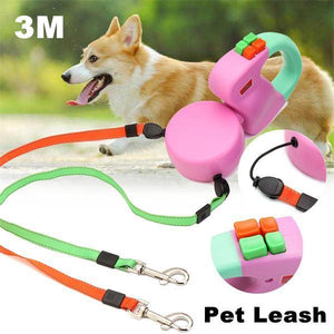 Two-headed Dog Automatic Leash