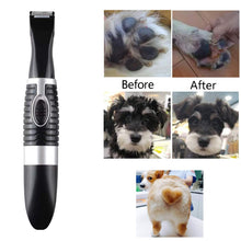 Load image into Gallery viewer, Cordless Cat and Small Dogs Clipper
