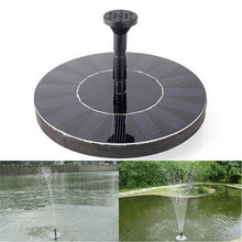 Load image into Gallery viewer, Garden Fountain Bird Outdoor Bath