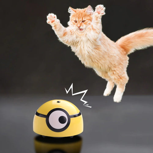 Intelligent Escaping Toy For Dogs Cat