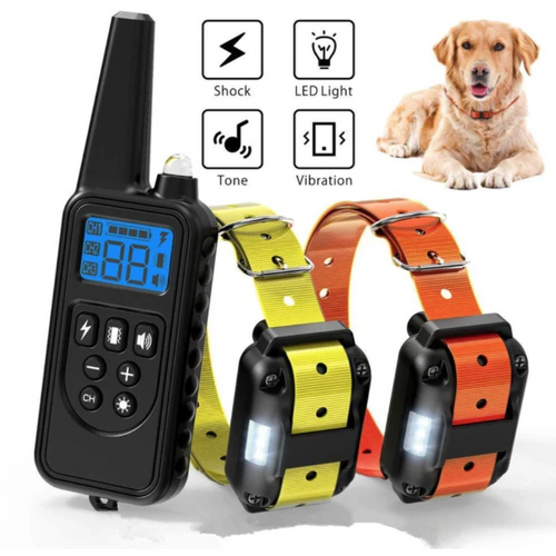 Waterproof Dog Shock Collar