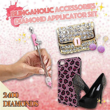 Load image into Gallery viewer, Embroidery Accessories Diamond Painting Pen (Pen + 2,400 Diamonds)