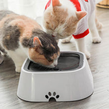 Load image into Gallery viewer, Large Spillproof Gravity Pet Water Bowl Dispenser Waterer for Cats and Dogs