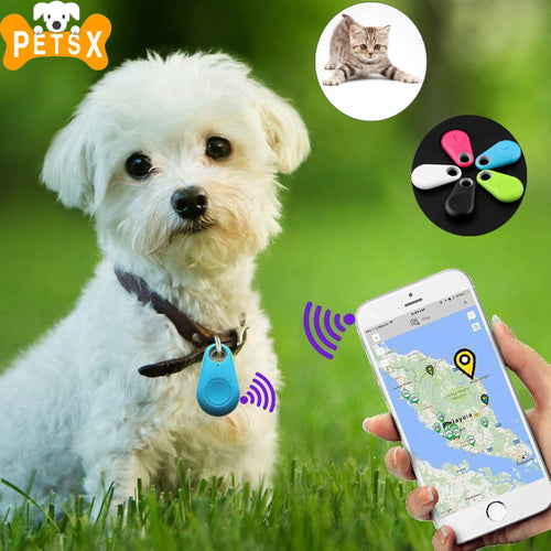 GPS Pet Tracker Collar Pendant