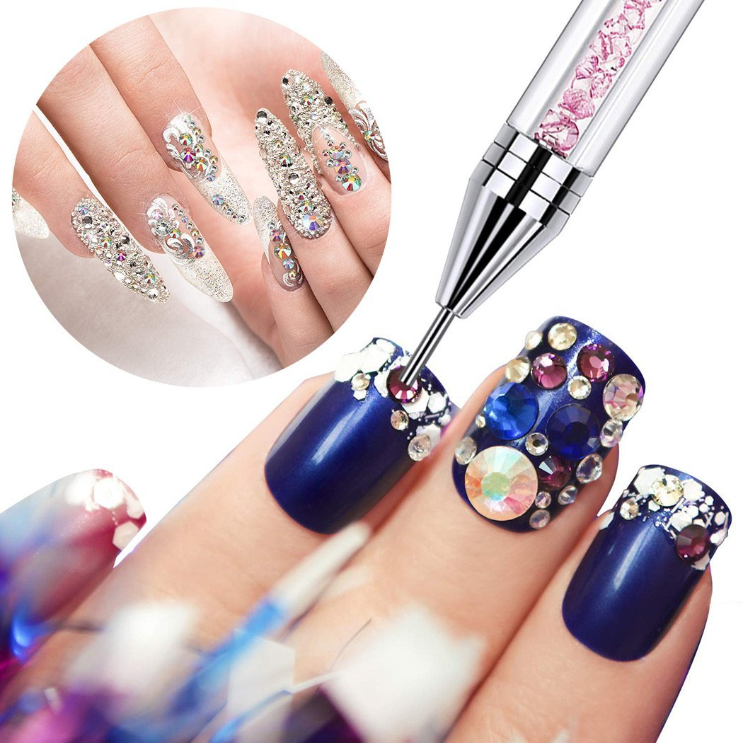 Embroidery Accessories Diamond Painting Pen (Pen + 2,400 Diamonds)