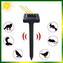 Load image into Gallery viewer, Solar Powered Pest Repeller