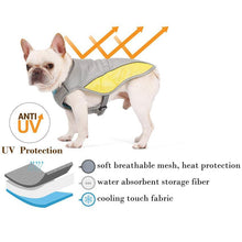 Load image into Gallery viewer, Dog Cooling Vest-cooling vest-Baxter & Bella