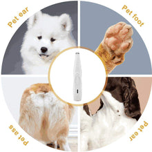 Load image into Gallery viewer, Dog Haircut Paw Shaver Clipper