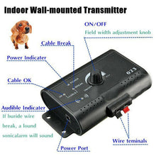 Load image into Gallery viewer, Dog Shock Containment System Electric Boundary Control Fence
