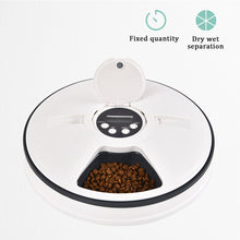 Load image into Gallery viewer, Dry Wet Food Automatic Pet Feeder Dog Cat Feeder