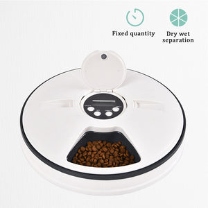 Dry Wet Food Automatic Pet Feeder Dog Cat Feeder