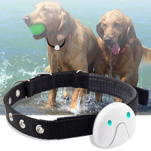 Pet GPS Locator Dog Smart Mini Tracker Waterproof Anti-lost Collar Tracker