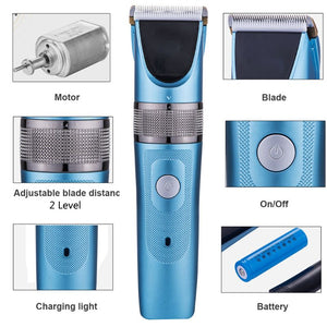 Dog Clippers Cordless Dog Grooming Clippers Kit