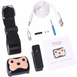 GPS Dog Tracker What Is Included
